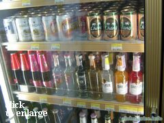 Grocery prices on Phuket (Thailand), Alcoholic drinks