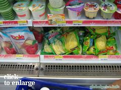Grocery prices on Phuket (Thailand), desserts and fruits