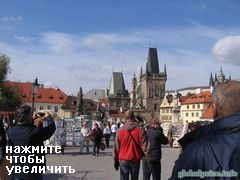 Holiday in Prague, Charles Bridge