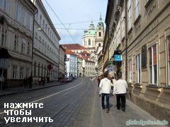 Гуляем по улицам Праги