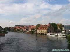 Фотографии Германии и Баварских городков, Кукольные домики Бамберга