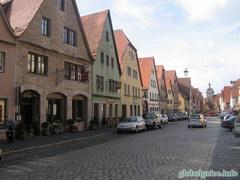 Фотографии Германии и Баварских городков, Баварский городок Роттенбург