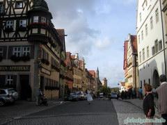 Фотографии Германии и Баварских городков, Роттенбург над Таубером