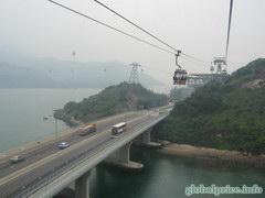 Что посетить в Гонконге, Канатная дорога