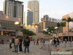 Что посетить в Гонконге, Набережная в Гонконга рядом а Аллеей звезд