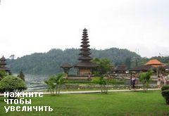 храм Улун Дану, Бали