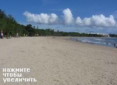 Пляж Кута Бали