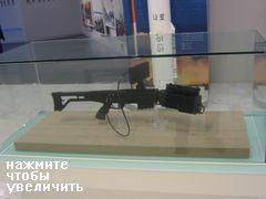 военный музей, Сеул, Южная Корея, автомат для стрельбы из-за угла