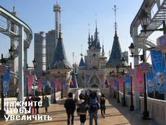 Развлечения в Сеуле в Южной Корее, Лотте Ворлд под открытым небом