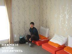 Паром Владивосток - Корея - Япония, наша 4 местная каюта