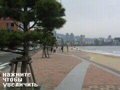 Gwangalli Beach Пусан, Южная Корея