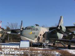 военный музей, Сеул, Южная Корея, Самолеты на открытой части музея