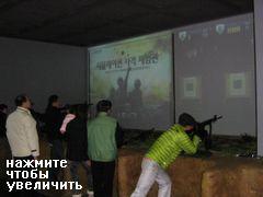 военный музей, Сеул, Южная Корея, тир