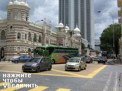 Куала Лумпур, Малазия, центр города