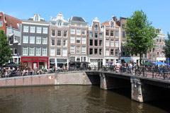 Что поспотреть в Амстрердаме и Голандии, Домики Амстердама