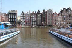 Что поспотреть в Амстрердаме и Голандии, Веселая архитектура Амстердама