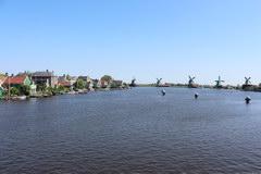 Что поспотреть в Амстрердаме и Голандии, Заансе Сханс : туристическая деревня Голландии