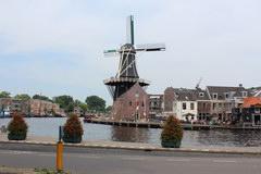 Что поспотреть в Амстрердаме и Голандии, Мельница Адриана (De Adriaan) в Харлеме