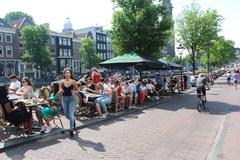 Цены на еду в Амстердаме в Нидерландах, Туристический ресторанчик