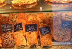 Цены в Польше в Варшаве, Выпчка в кафе