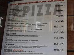Быстрая еда в Варшаве, Пиццерия