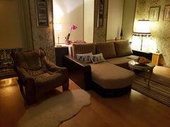 Стоимость жилья для туриста в Варшаве в Польше, Уютная квартира найденная через AirBNB