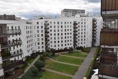 Цены на квартиры в Варшаве в Польше, Квартира в аренду, вид из окна