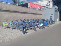 Транспорт в Польше, Городской Велопрокат в Варшаве