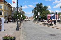 Отдых и развлеченя в Варшаве в Польше, Старый город