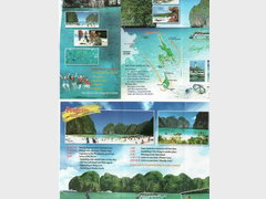 Phi-phi islands (Phuket), the cost of excursions, Phi-Phi islands