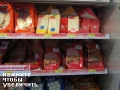 Цены на продукты на Пхукеке, Цены на сэндвичи