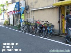 Cost of things in Japan, Tokyo, Prices for bicycles