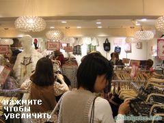 Shopping in Japan, Tokyo, clothing store, Harajuku