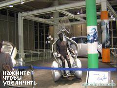 Токио, Япония, Выставка авто в районе Одайба