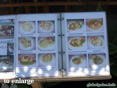 Food prices on Phuket (Thailand), Rice with seafood