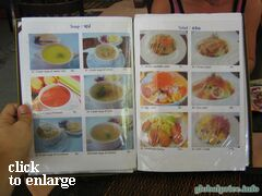 Food prices on Phuket (Thailand), Soups
