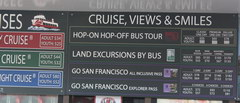 Attractions in the USA in San Francisco, Prices for cruises from San Francisco