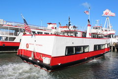 Attractions in the USA in San Francisco, Cruise ferry