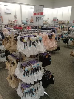 US prices for clothes, Underwear