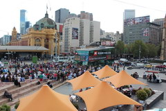 Sights of Melbourne, Tourist center of Melbourne