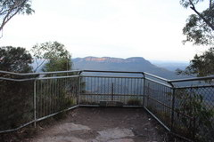 Blue Mountains National Park, Equipped walkways and viewing platforms