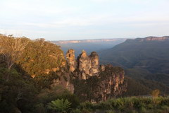 Blue Mountains National Park, three sisters