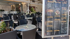 Prices in restaurants in Cyprus, Photos of cafes for tourists