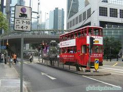 Транспорт в гонконге, Вот такие трамваи