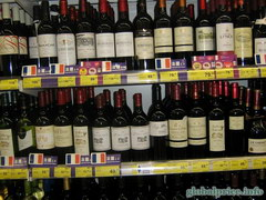 Archive of prices in Hong Kong, Wine prices