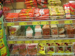 Archive of prices in Hong Kong, Sausages
