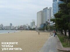 Busan, South Korea, attractions in Busan, Gwangalli Beach