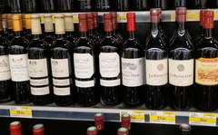 Food prices in Lebanon in Beirut, Wine prices