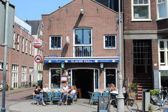 Dining and Drinking in Amsterdam in the Netherlands, Inexpensive cafe