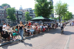 Amsterdam food and drink prices, Tourist restaurant